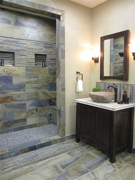 Slate Bathroom Ideas by Best 25 Slate Bathroom Ideas On Slate Tile