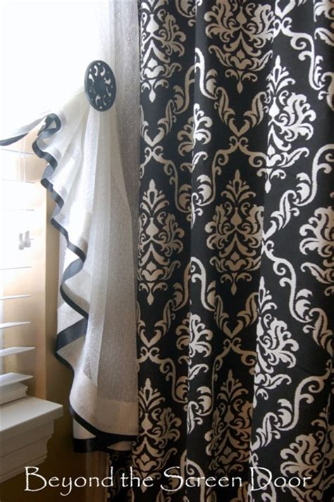 Gallery   Cafe Curtains & Sill Length Panels   Beyond the