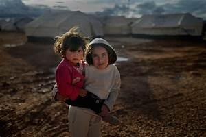 In Zaatari Refugee Camp, Numerous Babies Are Born Every ...