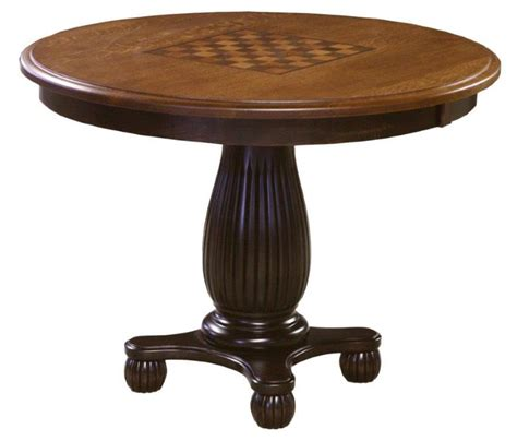 Amish Handcrafted Allendale Game Table