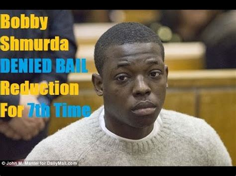 Bobby Shmurda Denied Bail Reduction for 7th Time. Will ...