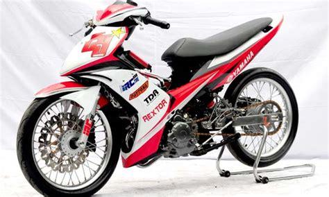 Jupiter Mx Modif by Modifikasi Jupiter Mx Racing Look Keren Euy