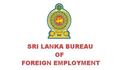 bureau of employment sri lanka urges saudi not to to for