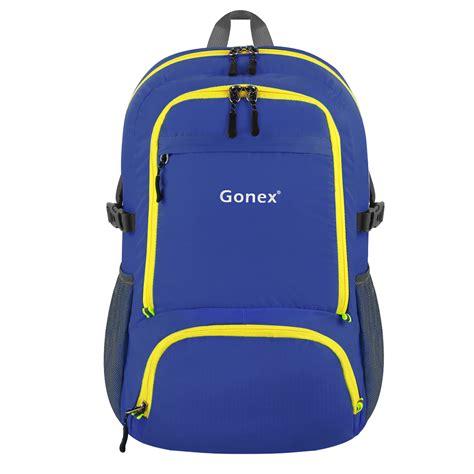 Gonex 30l Waterproof Outdoor Lightweight Folding Nylon