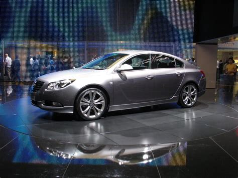vauxhall insignia wagon vauxhall insignia i hatchback 2 8i turbo ecotec 260 hp