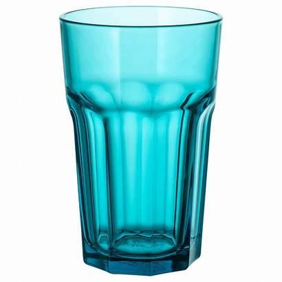 Glass Ikea Pokal Turquoise