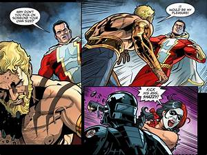 Image Gallery Shazam Injustice