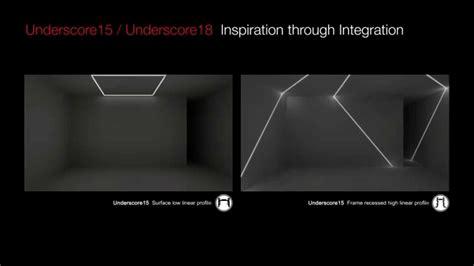 Underscore1518  Iguzzini New Products @ L+b2014 Youtube