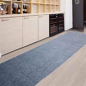 tapis de cuisine gris design tapis chambre bebe allergie With tapis de couloir avec coffre canapé