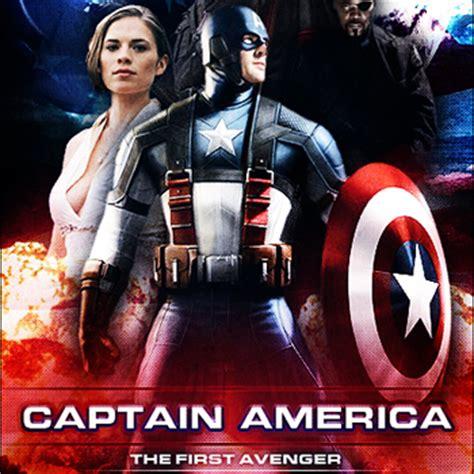captain america   avenger review