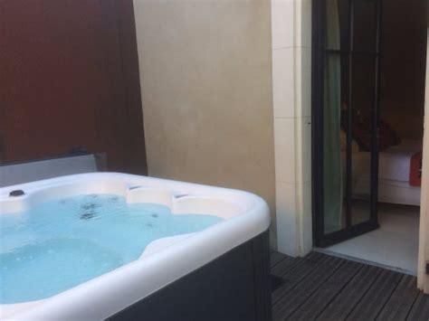 hotel chambre avec terrasse terrasse chambre junior suite avec et spa