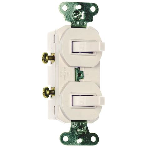 legrand pass seymour single pole white toggle light switch at lowes