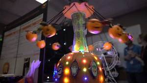 Annual Nasa Design Competition 2018 You Have To Watch Nasa 39 S High Tech Pumpkins In Action