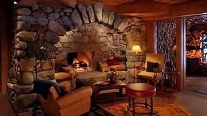 La Bellezza Della Taverna In Inverno  20 Idee Da Sogno