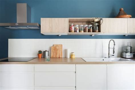 so cooc cuisine cuisine blanche mur bleu canard chaios com