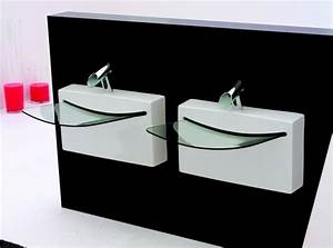 meuble vasque design italien With vasque salle de bain design italien