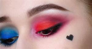 MAKEUPOWER: Harley Quinn (Suicide Squad) Inspired Makeup