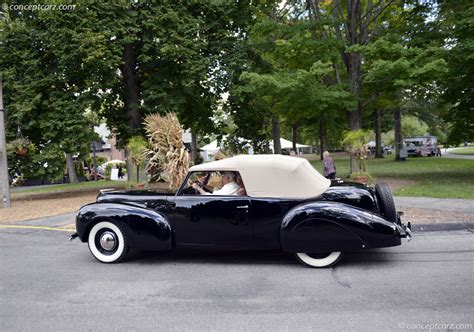 1939 Lincoln Continental Prototype Image. Photo 3 Of 8