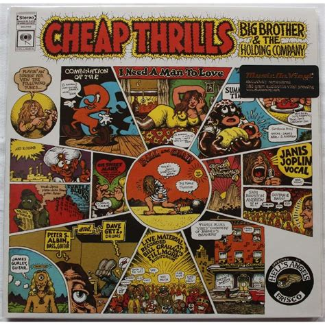 Cheap Thrills By Big Brother The Holding Company Janis