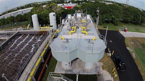sawgrass wastewater treatment plant wwtp headworks