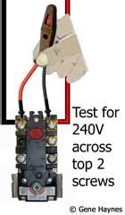 Solved Circuit Breaker Water Heater Will Not Reset