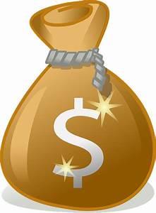 Sac À Main Transparent : image vectorielle gratuite sac l 39 argent la richesse ~ Melissatoandfro.com Idées de Décoration