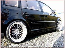 Volkswagen Touran black wheels alu 18 pouces Shanghai