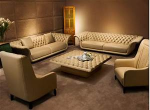 Luxurious Leather Sofas Furniture From Turkey