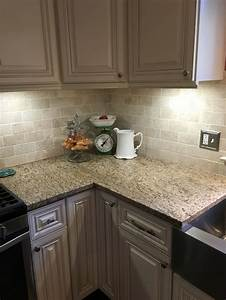 25 best ideas about giallo ornamental granite on With kitchen colors with white cabinets with add stickers to photos facebook