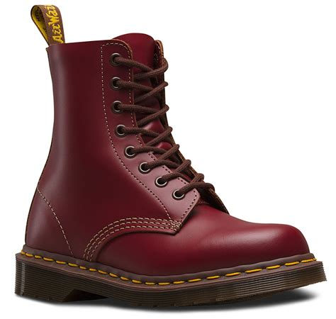 dr martens    england vintage collection  eye leather ankle boots ebay