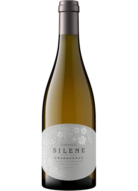 2017 Capensis Silene Western Cape South Africa Chardonnay