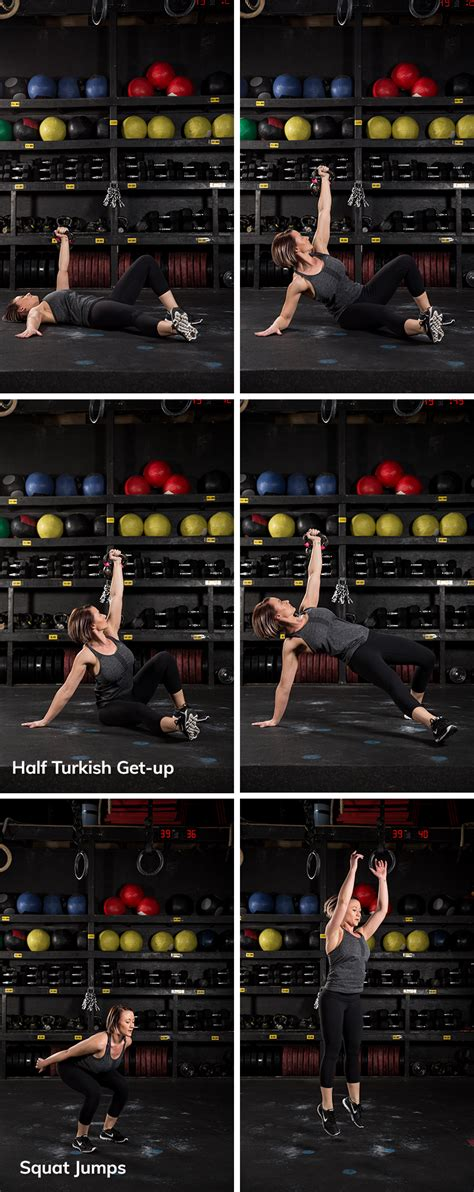 workout kettlebell weight series mens health fitness acefitness weights called minute