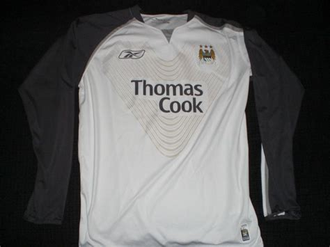 Manchester City Goalkeeper football shirt 2005 - 2006 ...