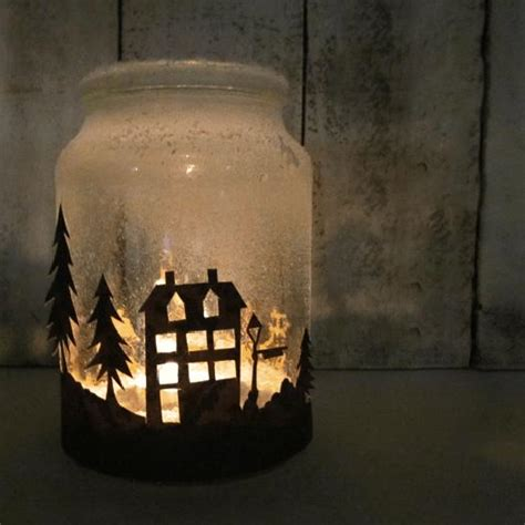 glass recycling ideas creating romantic lights