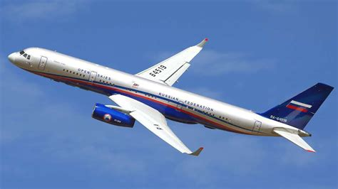 Russian Open Skies Aircraft