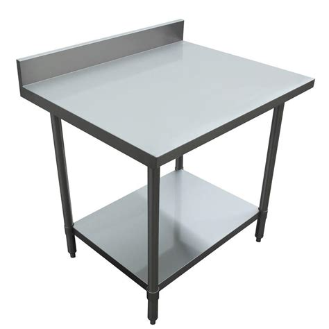 Sportsman Stainless Steel Kitchen Utility Tablesswtable