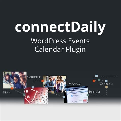 connectdaily calendar plugin wordpress wpexplorer