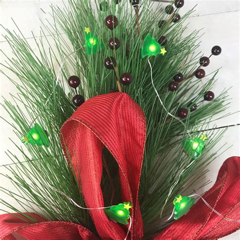 Battery Operated Tree Lights by Tree Led Micro String Lights Battery Operated