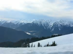 Olympic Mountains National Park