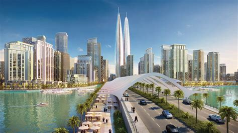 7 Record-breaking Skyscrapers In The Works Around The World
