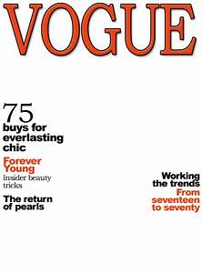 Blank Vogue Magazine Cover | www.pixshark.com - Images ...