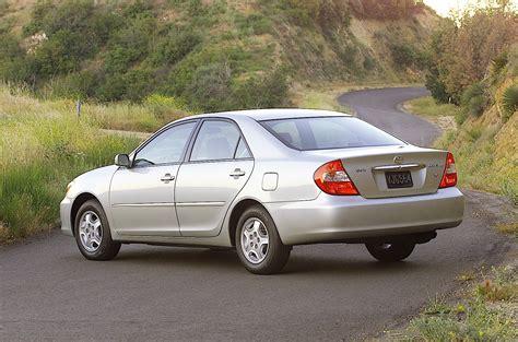 Toyota Camry Specs  2001, 2002, 2003, 2004 Autoevolution