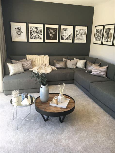 stylish 46 grey white black living room livingroomcouch