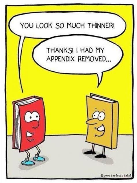 Meme Jokes Humor - book humor cartoon