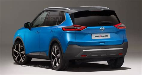 nissan rogue  trail patents illustrated