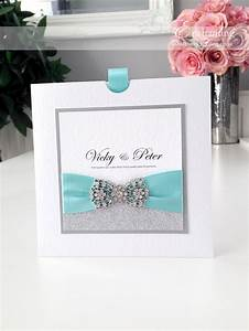best 25 tiffany blue invitations ideas on pinterest With tiffany handmade wedding invitations