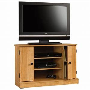 Beginnings Corner TV Stand 412996 Sauder