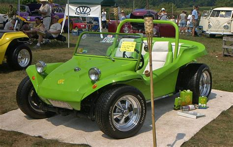 Beach Buggy, Vw And Manx