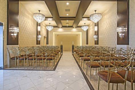 modern chic wedding chapel  las vegas affordable las