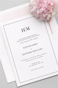 25 best ideas about modern wedding invitations on With wedding invitation design course